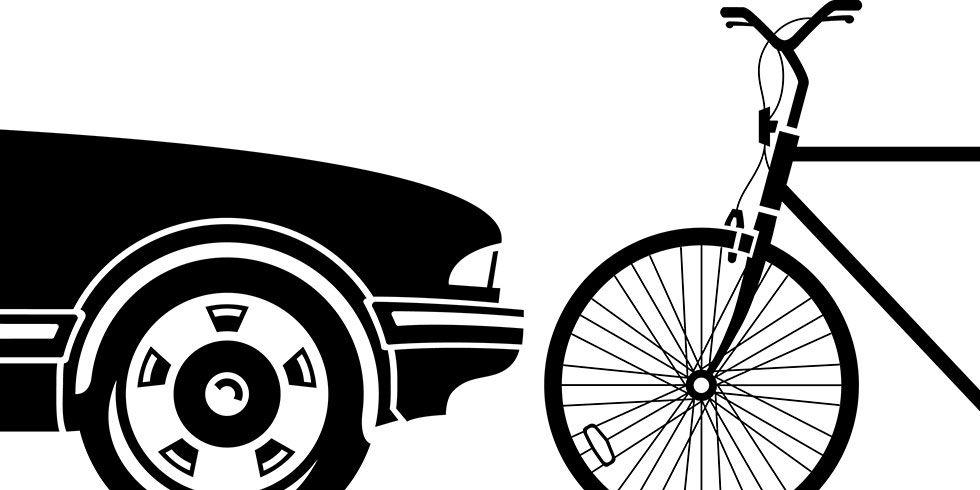 Carro x transporte coletivo