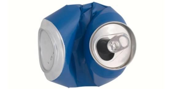 ideias para reciclar as latinhas de alumínio
