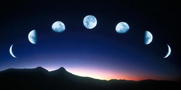 A lua cheia não é bom para o sono