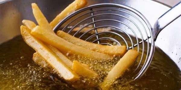 melhor óleo para fritar