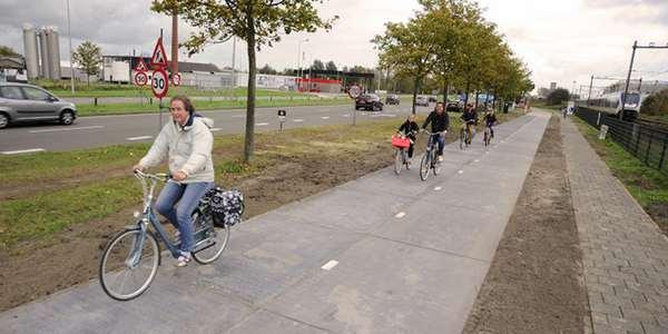 SolaRoad: na Holanda a primeira ciclovia solar do mundo