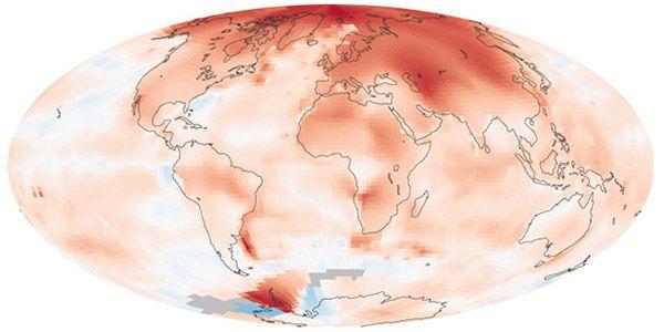 Brasil combate ao efeito estufa