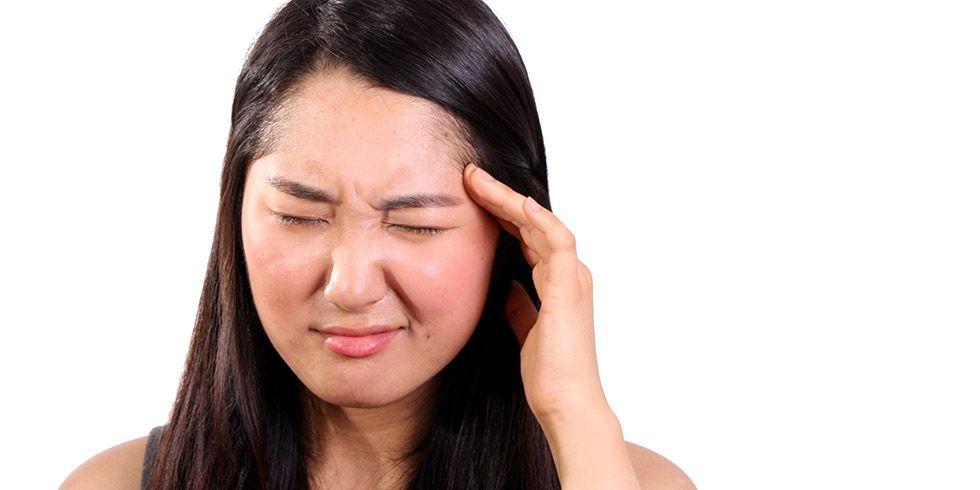 principais causas da dor de cabeça
