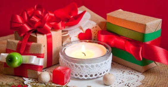 presentes de Natal faça você mesmo