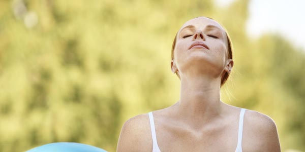 Respirar o segredo para perder os quilos