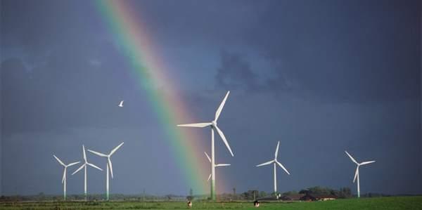 Morar perto de turbinas eólicas não faz mal