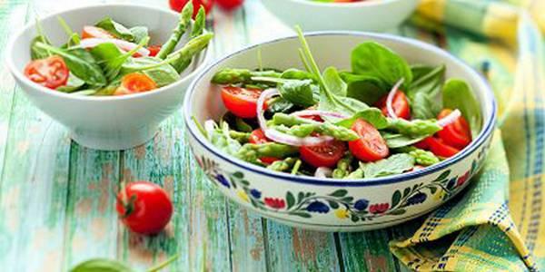 3 receitas de saladas