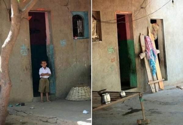 Índia: casas sem portas 5