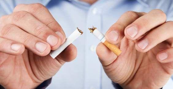 Parar de fumar..metabolismo