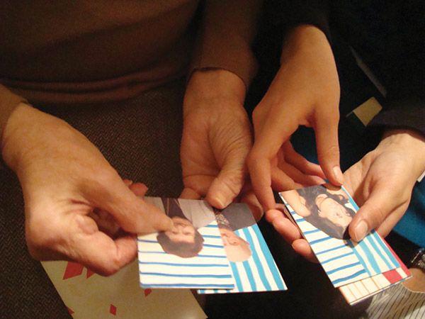 Jogo de cartas para a vovó