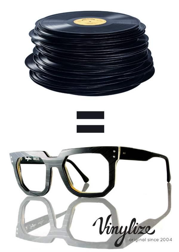 vinis viram óculos