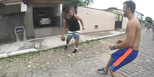 Brincadeiras de rua, video