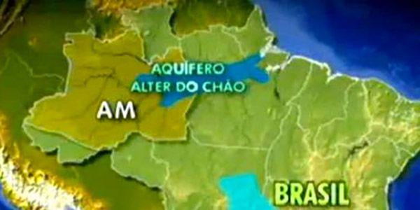 maior aquífero do mundo fica no Brasil