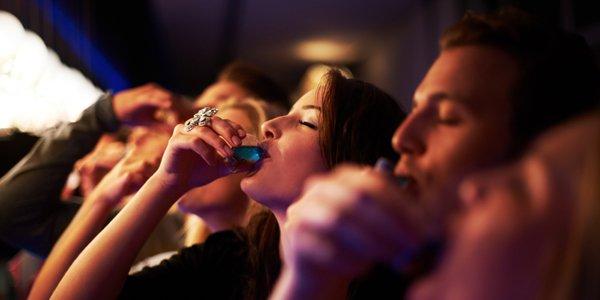 binge drinking e morte