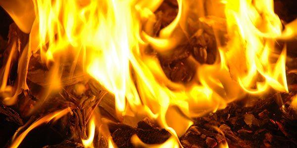 Número recorde de queimadas no início de 2015