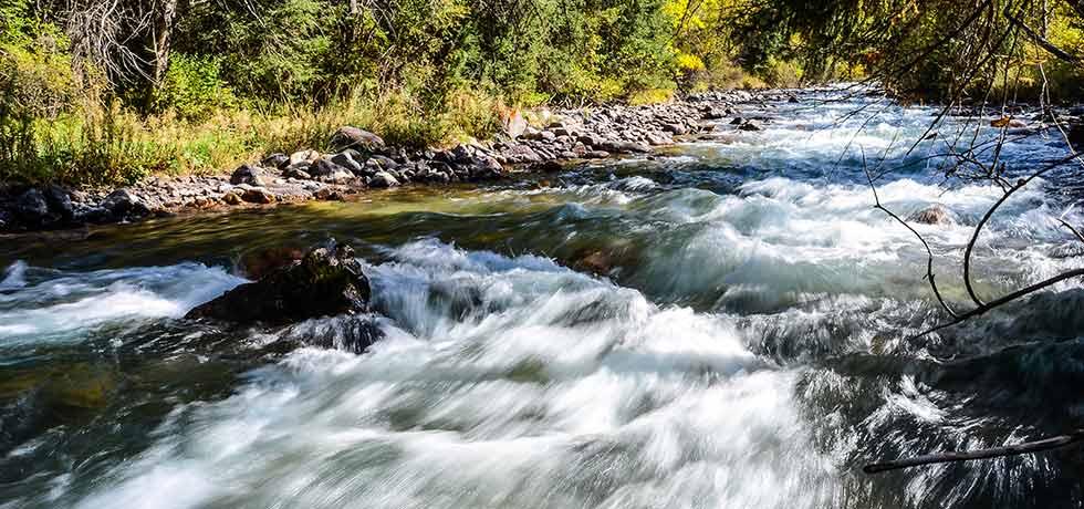 23% da água nos rios é ruim ou péssima