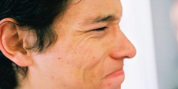 Cheirar flatulências câncer