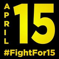 Greve 15 de abril