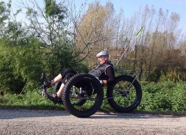 Pedalando Trike