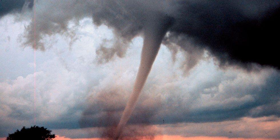Tornado em Xanxerê