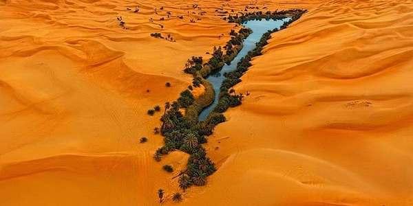 lagos deserto