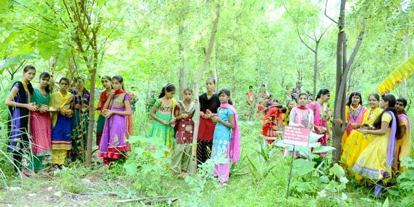 vilarejo india