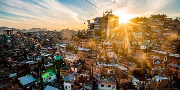 Turismo nas favelas cariocas