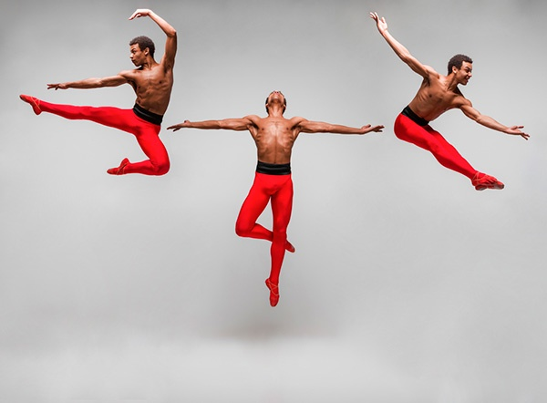 ballet masculino