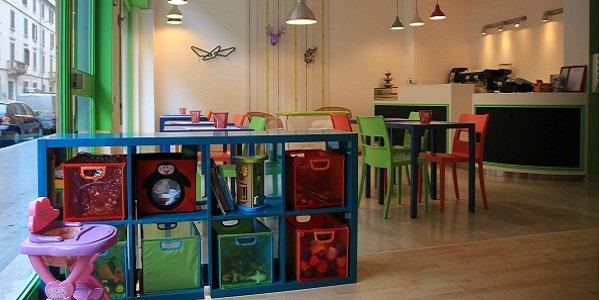 restaurante para maes e filhos