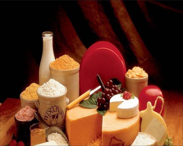 Leite e queijos