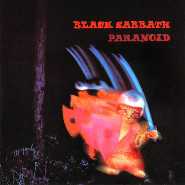 Black Sabbath gatos