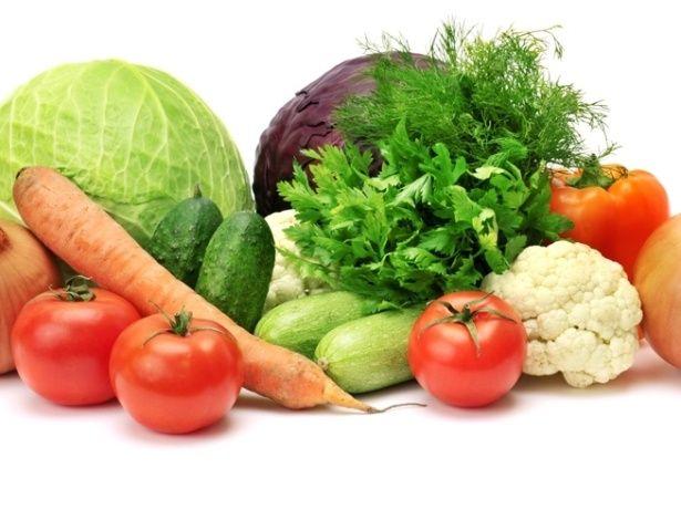 hortalicas verduras vegetais