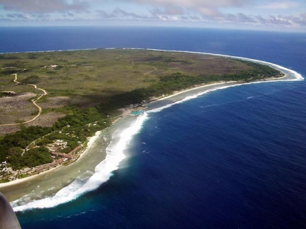Faixa habitável Nauru