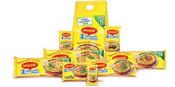 Nestlè noodles Índia