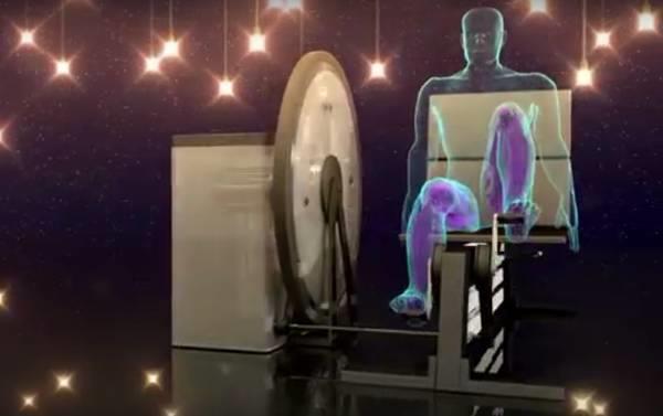 free electric gera energia limpa através da pedalada