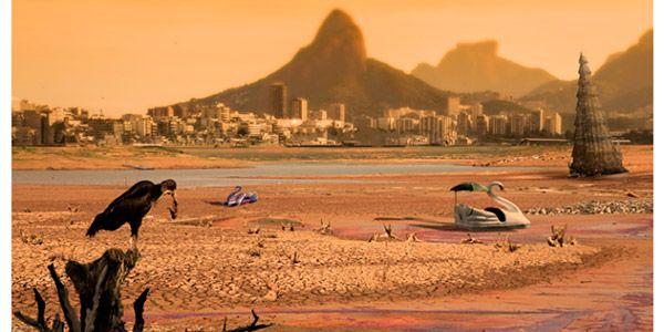 Rio de Janeiro sem água