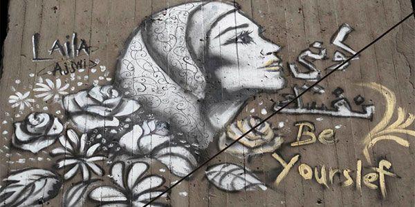 Grafiteiras de lenço