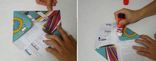 Como fazer envelopes 3