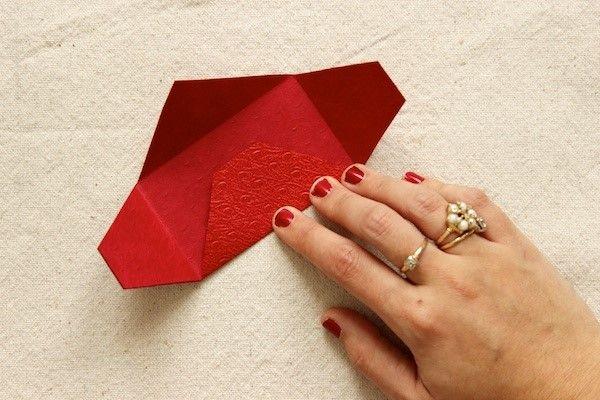 Como fazer envelopes 6