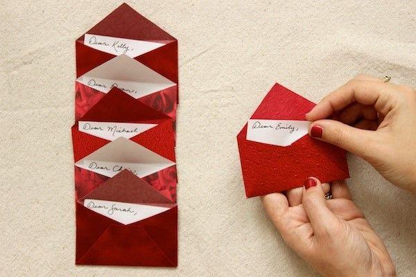 Como fazer envelopes 7
