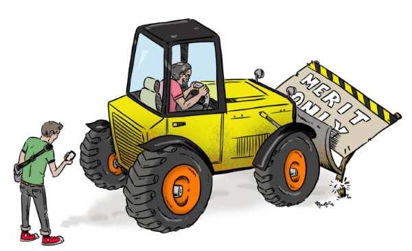 pais escavadeira