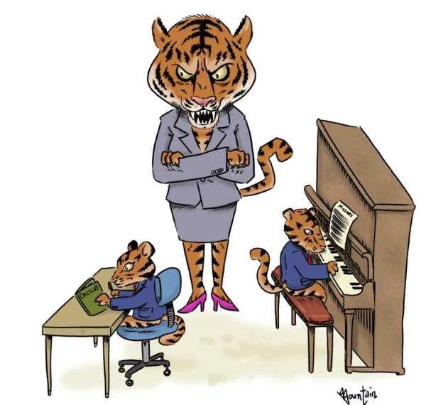 pais tigres