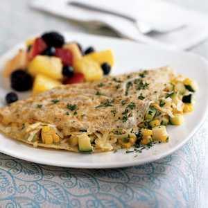 summer omelet