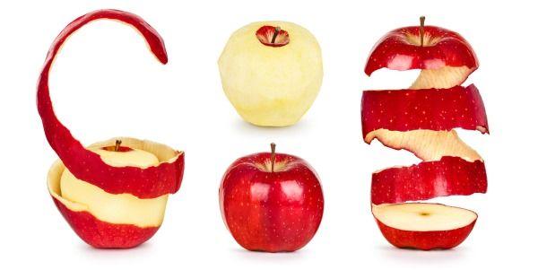 maçã-casca