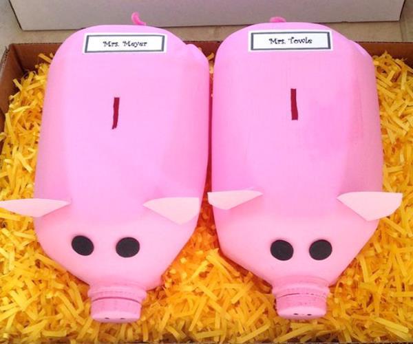 cofrinhos de porquinhos