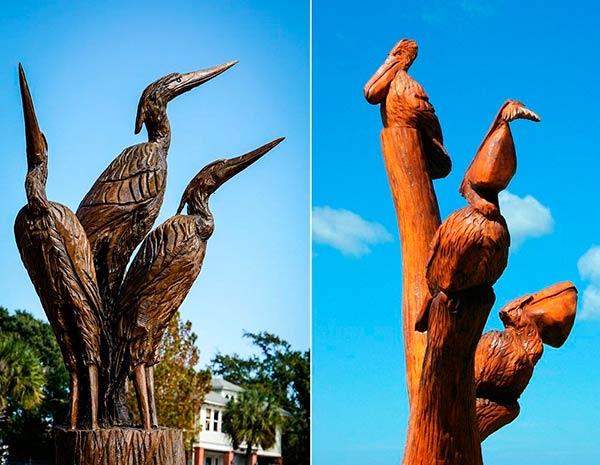 esculturas arvores 2