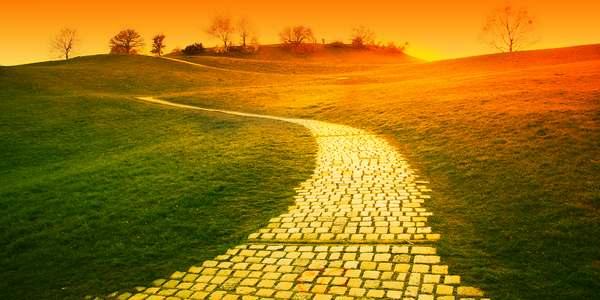 O caminho certo a seguir