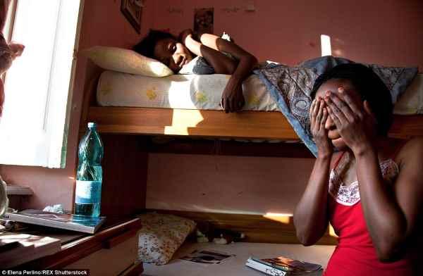 prostitutas dormindo nigeria