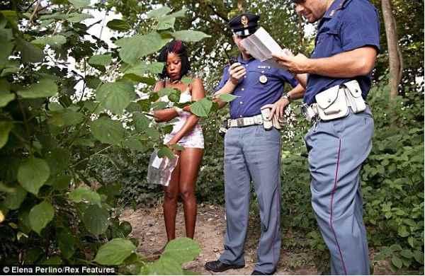 prostitute policia nigeriajpg