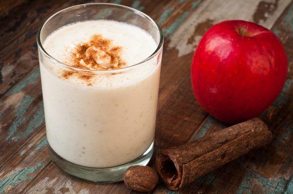 água detox maçã canela